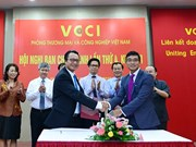 VCCI and HOSE sign cooperation agreement
