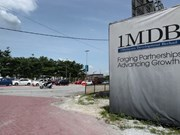 Singapore seizes assets related to Malaysian fund