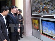 First Vietnam-RoK contemporary art exhibition opens