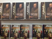 Russian classic literature released in Vietnamese