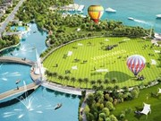Vietnam's largest riverside park opens in HCM City