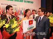 International Biology Olympiad concludes in Hanoi