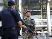 Malaysia foils plot to bomb police