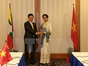 Vietnam, Myanmar to beef up cooperation