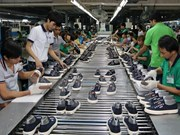 Foreign-invested firms take control over footwear export