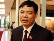 New Minister proposes measures to develop agriculture