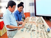 Artifacts unearthed in Nguyen Lords' town