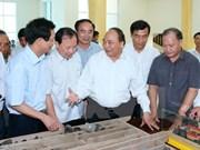 Thai Binh urged to grow faster through agriculture