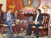 French firms interested in transport projects in HCM City