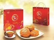 Mondelez Kinh Do launches 62 kinds of moon cakes this year