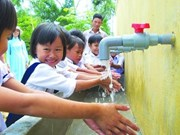 Clean water supply to reach at least 95 percent of population by 2025