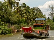 Mekong Delta to accelerate transport infrastructure development