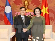Lao NA Vice Chairman reiterates cooperation with Vietnam