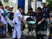 Thailand arrests second suspect in connection with blasts