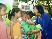 Dong Nai pays attention to taking care of children
