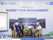Risk management essential for finance sector