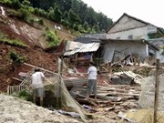 Long-term fundraising programme needed to support disaster victims