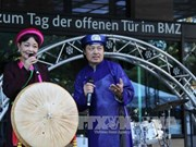 "Vietnam attends ""Open Day"" event in Germany"
