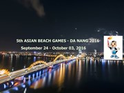 Vietnam works for cigarette-free Asian Beach Games