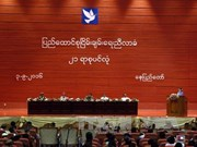 Myanmar national peace conference closes