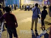 Cambodia: blast in Phnom Penh injures three