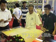 Exhibition on islands in East Sea arrives in Son La
