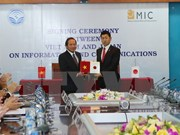 Vietnam, Japan boost cooperation in ICT