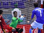 Futsal World Cup: Vietnam reach knockout stage