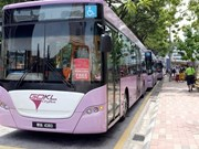 Kuala Lumpur encourages citizens to use public transport
