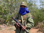 Myanmar army tightens security at Kokang region