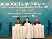 Broadcast&AV Show planned for April 2017
