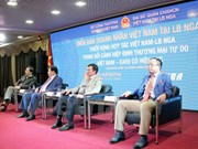 Business forum highlights Vietnam-Russia cooperation prospects