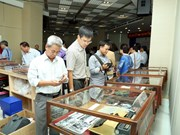 Artefacts, documents sought for press museum