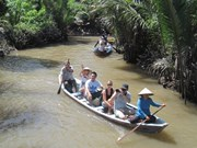 EU-funded project helps promote responsible tourism in Mekong Delta