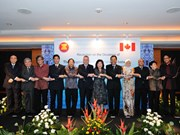 ASEAN economic outlook introduced in Canada