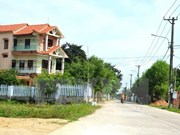 Hanoi accelerates new-style rural construction
