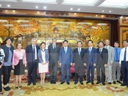 Hanoi, Italy cooperate to develop transport infrastructure