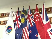 FPDA Defence Ministers' Meeting takes place in Singapore