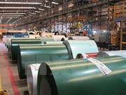 Australia starts anti-dumping investigation on VN's galvanised steel