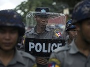 Myanmar: Attacks kill nine policemen