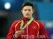 Nam gets bronze in World Cup of Gymnastics