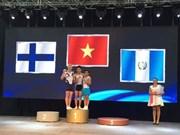 Vietnam strike gold at World Challenge Cup