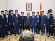 Prime Minister stresses local-level cooperation with RoK
