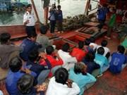 Malaysia arrests 20 Vietnamese fishermen