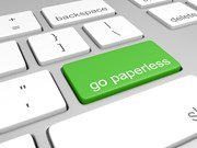 HCM City eyes a shift to paperless Gov't offices