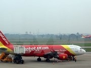 Vietjet's tickets for Hanoi-Busan flight put up for sale