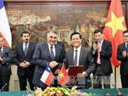 Chilean Deputy Foreign Minister visits Vietnam
