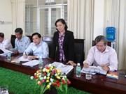 Fronts of Vietnam, Laos laud diversified cooperation