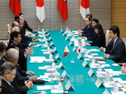 Japan seeks closer economic, security ties with Philippines