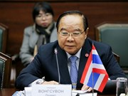 Thailand wants to build joint border fence with Malaysia